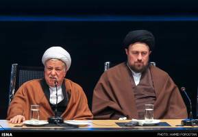 واکنشهای هاشمی و سیدحسن خمینی به اخبار رد و تایید صلاحیتشان