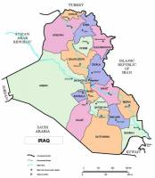 جغرافیای عراق
