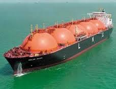 ال ان جی سوخت دریایی می شود