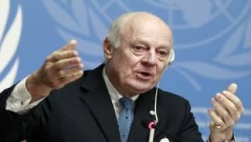 دیمیستورا: تضمین موفقیت ژنو، نیازمند تغییرات چشمگیر در سوریه است