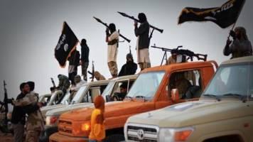 داعش لیبی را هم می خواهد