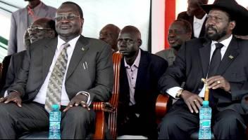 انتصاب ریک ماچار به معاونت رئیس جمهوری سودان جنوبی