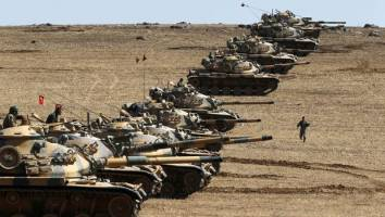 درخواست فرانسه از ترکیه برای  توقف بمباران کردهای سوریه