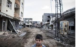 عملیات های ارتش ترکیه در مناطق کردنشین