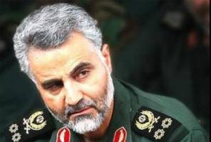 ژنرال سلیمانی قهرمان ملی بیادعای ایران است