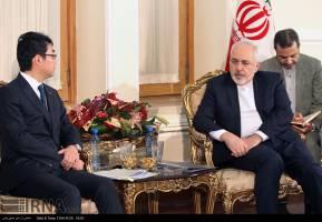 ظریف: ایران به توسعه همه جانبه روابط با ژاپن میاندیشد