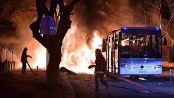 تایم لاین ده سال حملات تروریستی در ترکیه