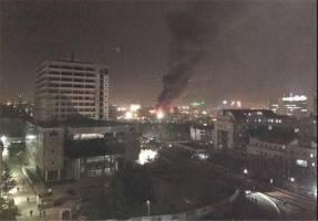 انفجارهای آنکارا از سوی ی.پ.گ و پ.ک.ک انجام شده است
