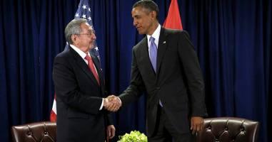 فصلی جدید در روابط امریکا و کوبا