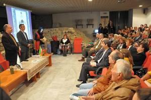 رونمایی از دیوان حافظ به زبان صربی در بلگراد