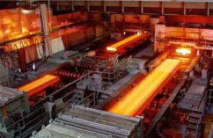 صادرات فولاد ایران از3میلیون تن فراتر رفت