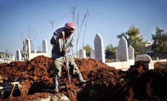 در سوریه هر 6 دقیقه 1 نفر کشته می شود!