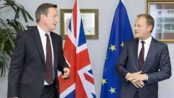 توافق انگلیس با اتحادیه اروپا غیرقابل بازگشت است