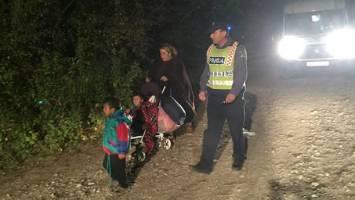 انتقاد از سوئد به دلیل بازپس فرستادن پناهجویان به مجارستان