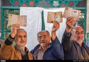 نتایج نهایی انتخابات مجلس دهم در تهران
