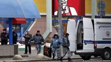 بازداشت یک زن در مسکو با سر بریده یک دختر ۴ ساله