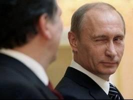 محبوبیت  ولادیمیر پوتین در روسیه