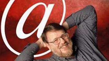 ری تاملینسون مبدع ایمیل و علامت @ در سن 74 سالگی درگذشت