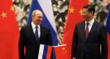 پوتین از گسترش روابط استراتژیک مسکو با پکن خبر داد