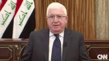 فواد معصوم: عراق مخالف اتحاد میان ایران، روسیه و سوریه نیست
