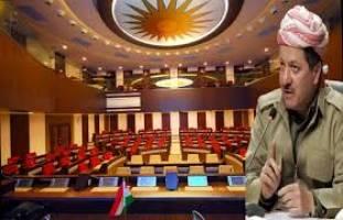 کردهای عراق بدنبال بازگشایی دوباره پارلمان