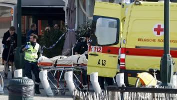 تیراندازی شدید در بروکسل در پی عملیات ضدترور پلیس