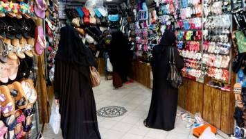 پایتخت خلافت داعش از نگاه دوربین مخفی دو زن!
