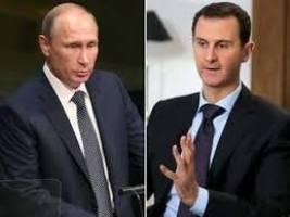 4دلیل تصمیم ناگهانی پوتین برای خروج نیروهایش از سوریه