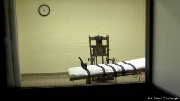 اعدام یک محکوم به مرگ در آمریکا برای دومین بار