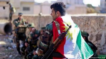 آمریکا خودمختاری کردهای سوریه را به رسمیت نخواهد شناخت