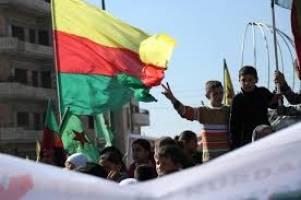 کردها فدرالیسم روژاوا- شمال سوریه را اعلام کردند