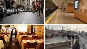 استانبول،شهری همانند شهر ارواح