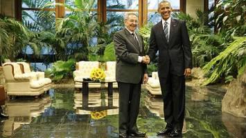اوباما در هاوانا