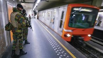 گزارش تصویری از حملات انتحاری بروکسل