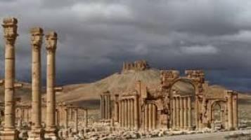 کنترل کامل ارتش سوریه بر شهر پالمیرا