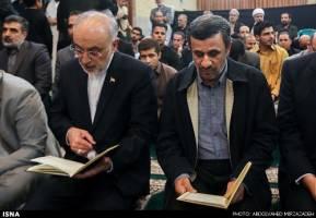 احمدی نژاد با یک استخاره من را رئیس سازمان انرژی اتمی کرد و با یک SMS وزیرخارجه!