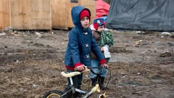 ناپدید شدن 130 کودک در «جنگل» کاله فرانسه
