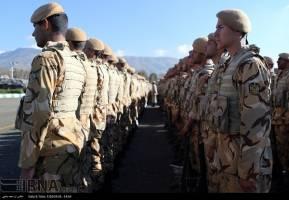 ارتش ایران آماده انجام اولین عملیات خارجی اش پس از انقلاب