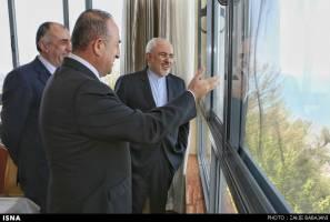 نشست سه جانبه وزرای خارجه ایران، ترکیه و آذربایجان