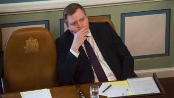 نخست وزیر ایسلند اولین قربانی اسناد پاناما
