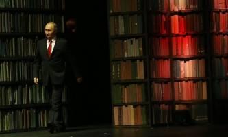 وضعيت ادبیات روس زیر چکمه پوتین