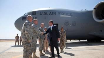ماموریت اشتون کارتر: مقابله با چین مبارزه با داعش