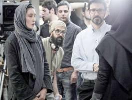 بازگشت «هدیه تهرانی» با  «عادت نمی کنیم» به سینما!