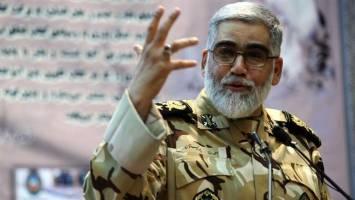 نفوذ ناموفق داعش به مرزهای ایران