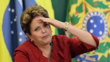 رئیس جمهور برزیل در آستانه  برکناری