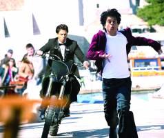 شاهرخ خان: اگر جیمز باند بعدی نباشم خیلی ناامید میشوم!