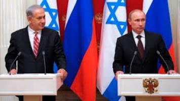 سفر نتانیاهو به روسیه