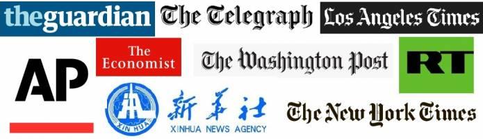 سرتیتر روزنامه ها و سایت های خبری بین المللی چهارشنبه 20 آوریل