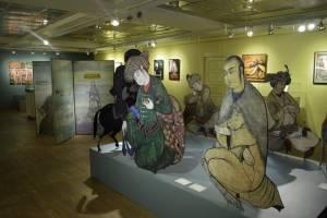 نشستن به روایت موزه ای