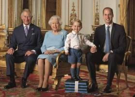 نودمین سالگرد تولد الیزابت دوم